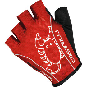 Castelli Rosso Corsa Classic Gloves Men red